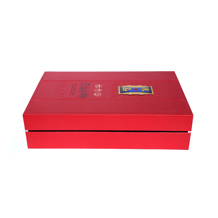 China Wholesales Luxury Fancy Paper Tea Magnetic Gift Box For Tea With Gold Foil Stamping Logo