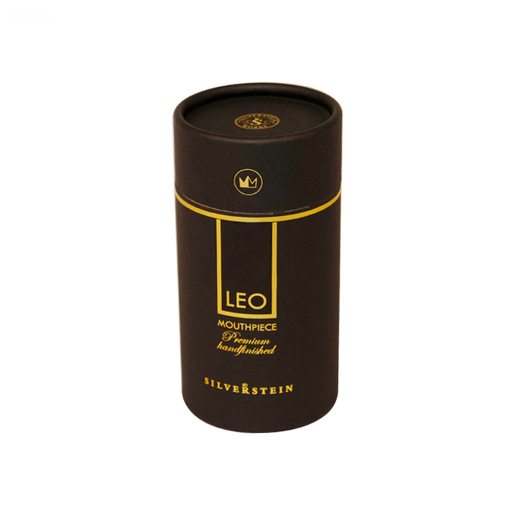 Factory Wholesale Luxury Customized Colorful Cylinder Round Gift OEM Packaging Tube Paper Box